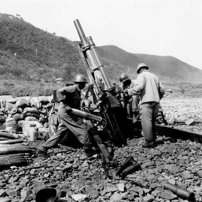 <span>The Battle of Osan was the first engagement between United States and North Korean forces during the Korean War, on July 5, 1950</span> <span>Credit: Department of Defense/mediadrumworld.com </span>