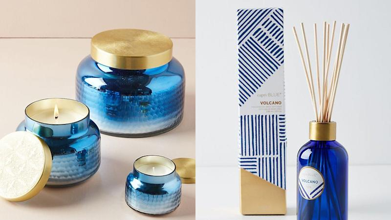 You can get these trendy candles and diffusing sticks at a great price right now.