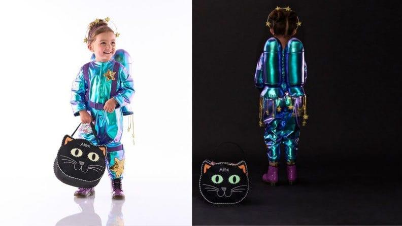 A costume that is surely out of this world!