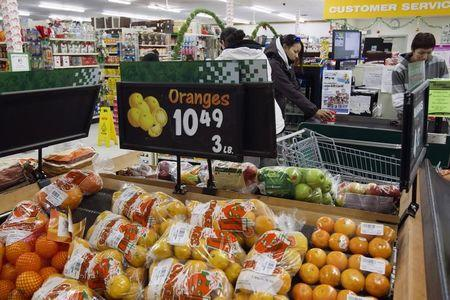 FILE PHOTO: Shoppers face high prices for food and household goods in Atawapiskat Ontario