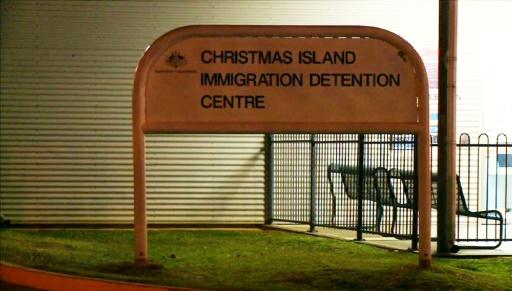 Australia will reopen its Christmas Island detention centre