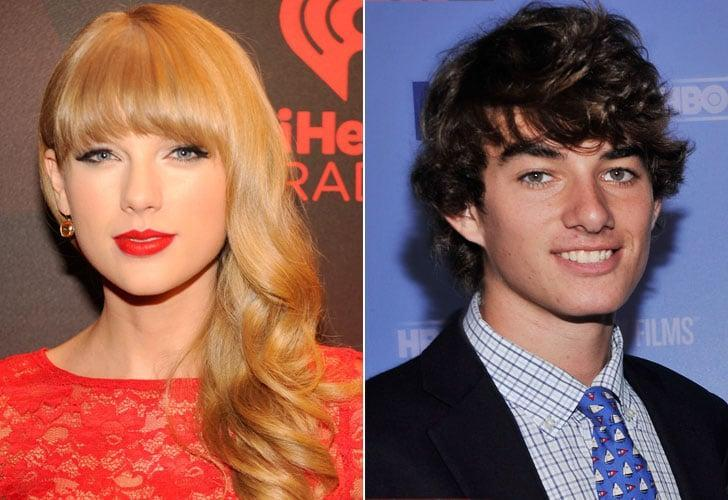 """<p><strong>When:</strong> July 2012 - October 2012</p> <p>Conor Kennedy struck up an intense summer romance with Taylor in 2012, which started that July when <a href=""""http://www.eonline.com/photos/6573/taylor-swift-conor-kennedy-romance-rewind/227668"""" class=""""link rapid-noclick-resp"""" rel=""""nofollow noopener"""" target=""""_blank"""" data-ylk=""""slk:they were first spotted together"""">they were first spotted together</a> sharing lunch at a pizza place in Mount Kisco, NY. The rest of that summer was filled with plenty more supercute, supercouple-y activities between the two, like <a href=""""https://www.popsugar.com/celebrity/Taylor-Swift-Kissing-Conor-Kennedy-Pictures-24524586"""" class=""""link rapid-noclick-resp"""" rel=""""nofollow noopener"""" target=""""_blank"""" data-ylk=""""slk:making out at his family's estate"""">making out at his family's estate</a> in Hyannis Port, MA, and splashing around in the ocean. It started to look like things between Taylor and Conor weren't going so well when his family <a href=""""http://www.eonline.com/news/340023/taylor-swift-is-no-wedding-crasher-denies-being-asked-to-leave-kennedy-family-event"""" class=""""link rapid-noclick-resp"""" rel=""""nofollow noopener"""" target=""""_blank"""" data-ylk=""""slk:accused Taylor of crashing the wedding of Conor's cousin"""">accused Taylor of crashing the wedding of Conor's cousin</a> Kyle in August. Her reps denied it, but it appeared the damage had been done. As the warmer months cooled off, so did Taylor and Conor's relationship. <a href=""""http://www.eonline.com/news/357234/taylor-swift-song-bait-country-star-and-conor-kennedy-reportedly-split"""" class=""""link rapid-noclick-resp"""" rel=""""nofollow noopener"""" target=""""_blank"""" data-ylk=""""slk:They split"""">They split</a> by October.</p>"""