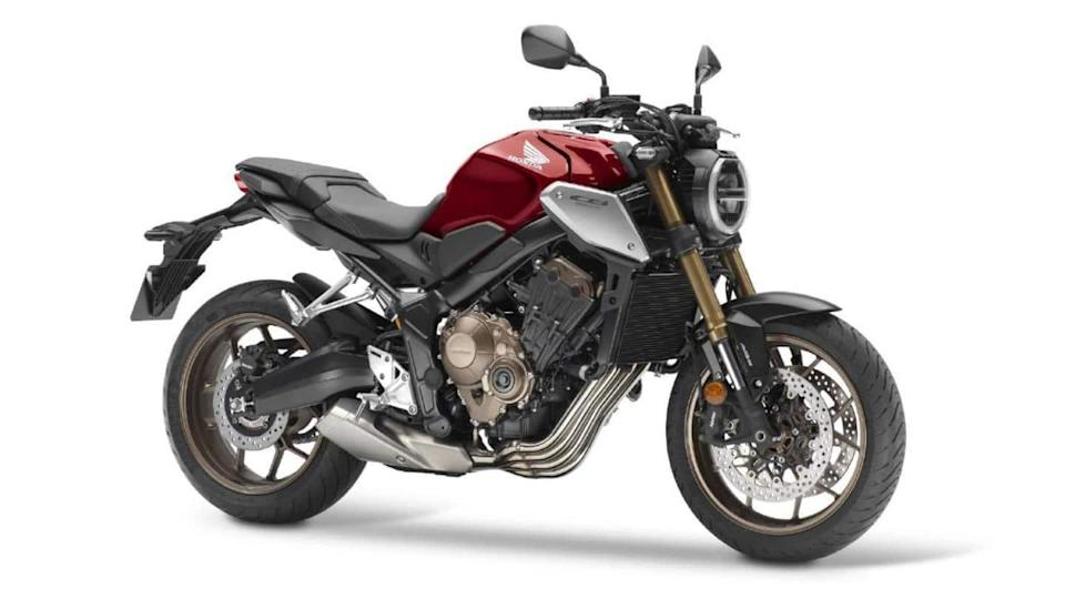 Honda CB650R motorbike launched in India at Rs. 8.7 lakh