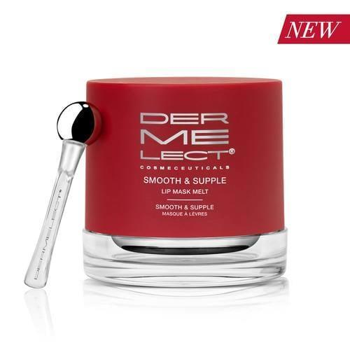 <p>Our mouths are one of the most common areas of the body to suffer in the winter. The new <span>Dermelect Smooth & Supple Lip Mask Melt</span> ($26) rescues and smooths even the flakiest of dry lips. </p>