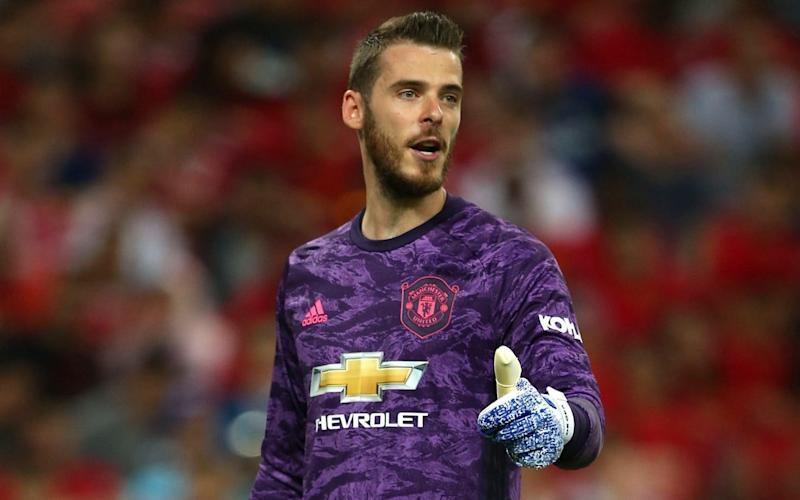 David De Gea has thought long and hard about his future, and has now come to a decision - Manchester United