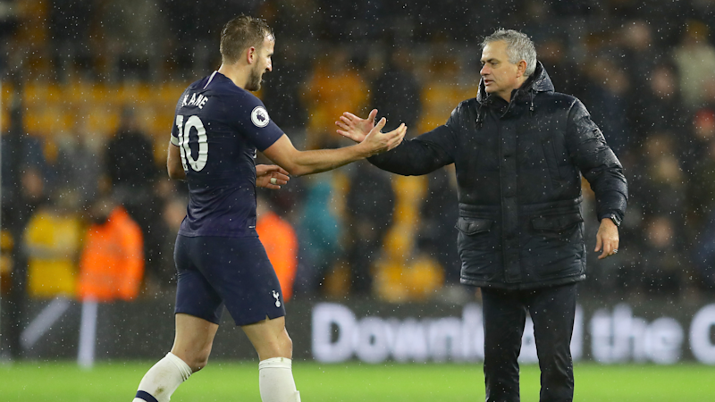 'It's been hard for Mourinho' - Kane believes manager has now 'put his stamp' on Spurs