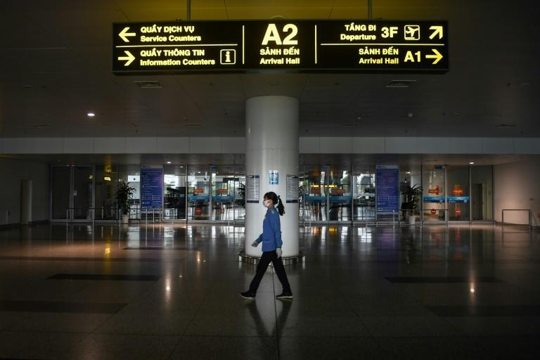 A coronavirus surge in Vietnam has forced officials to suspend foreign arrivals at some airports