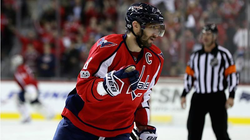 Capitals' Alex Ovechkin reaches 30 goals for 12th straight season