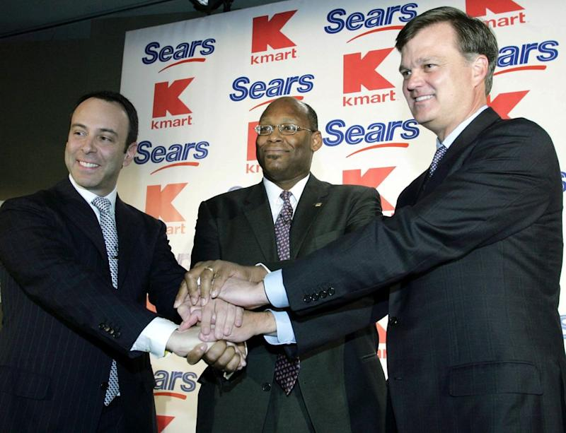 Alywin Lewis was Sears' CEO from 2004 to 2008.