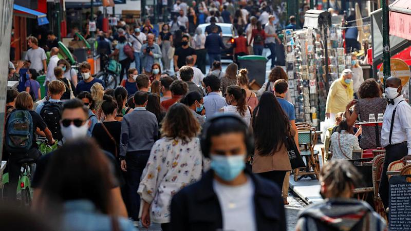 France places Paris on top Covid-19 alert level as virus resurges