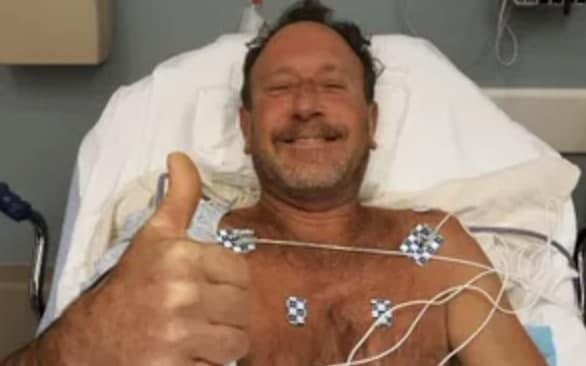 Michael Packard recovers in hospital - CAPE COD TIMES