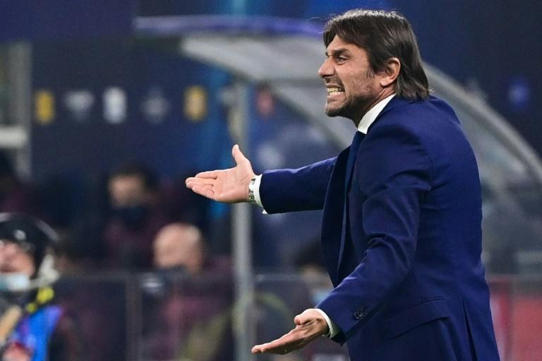 Will Inter coach Antonio Conte get to eat his panettone this year?