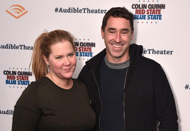 Amy Schumer Shares a Positive Message About Pregnancy Weight Loss