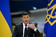 Ukrainian President Volodymyr Zelensky is worried the US could definitively lift its Nord Stream 2 sanctions