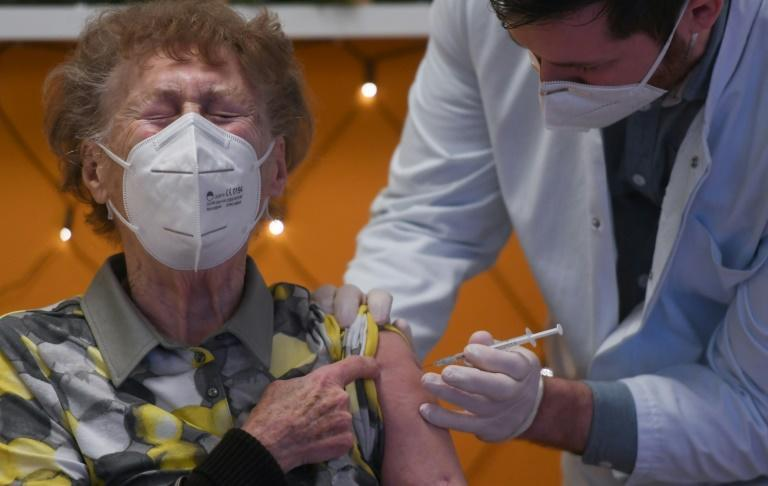 Polls have shown many Europeans are unwilling to take the vaccine, which could impede its effectiveness in beating the virus