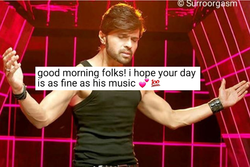 Looking For Daily Motivation? Himesh Reshammiya's Parody Account is All You Need in Your Life