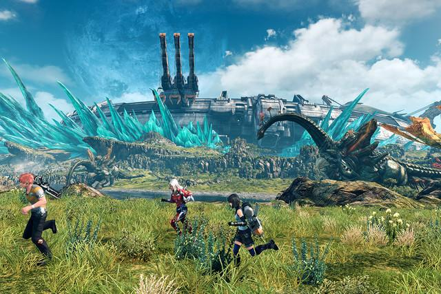 xenoblade chronicles x nintendo switch not ported monolith soft