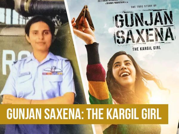 Gunjan Saxena Lesser Known Facts About The Kargil Girl