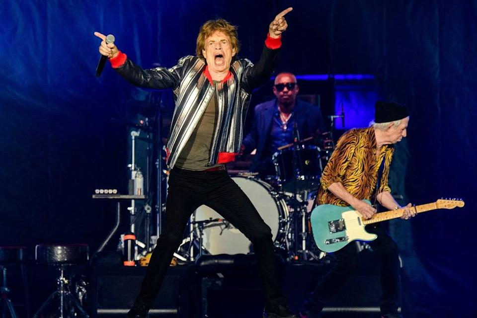 The Rolling Stones in Concert - St. Louis (2021 Invision)