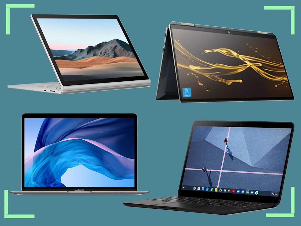 <p>Good design isn't limited to expensive laptops, but the best design is certainly found on higher-end ones</p> (Independent)