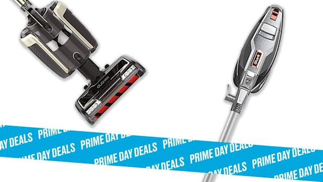 Photo Illustration by Elizabeth Brockway/The Daily Beast * Get at least half off on all Shark vacuums. * Cordless and rechargeable vacuums and steam cleaners make chores a breeze. Read more about their products here. * Shop the rest of our other Prime Day deal picks here. Not a Prime member yet? Sign up here.If your floors are starting to gather so many dust bunnies they look like they're wearing an actual carpet, it's time to invest in a proper vacuum. Whether you're working with hard floors, carpets, or just the sheer amount of pet fur summer brought, there's a Shark vacuum for every budget and surface this Prime Day. | Get it on Amazon > Let Scouted guide you to the best Prime Day deals. Shop Here >Scouted is internet shopping with a pulse. Follow us on Twitter and sign up for our newsletter for even more recommendations and exclusive content. Please note that if you buy something featured in one of our posts, The Daily Beast may collect a share of sales.Read more at The Daily Beast.Got a tip? Send it to The Daily Beast hereGet our top stories in your inbox every day. Sign up now!Daily Beast Membership: Beast Inside goes deeper on the stories that matter to you. Learn more.