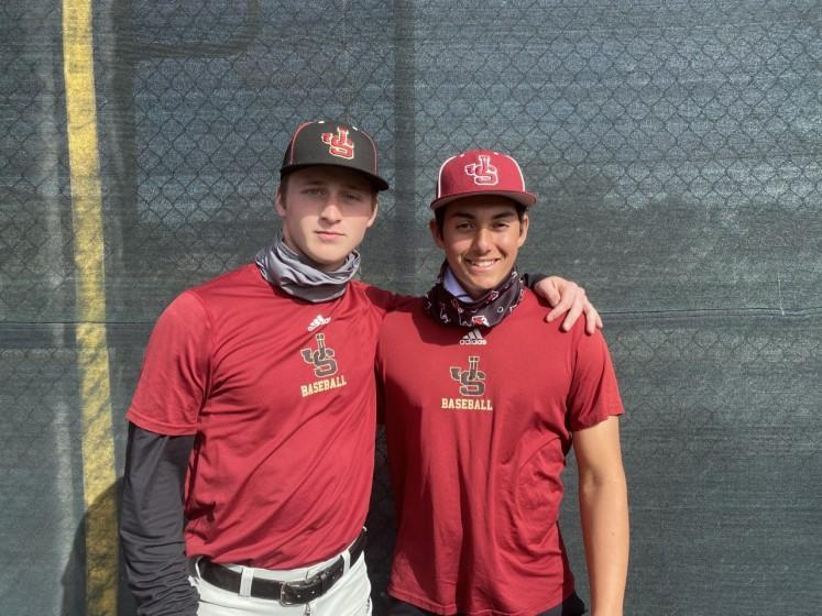 Shortstop Cody Schrier and pitcher Gage Jump, both UCLA signees, are top players for JSerra's baseball team that begins its season on Saturday.