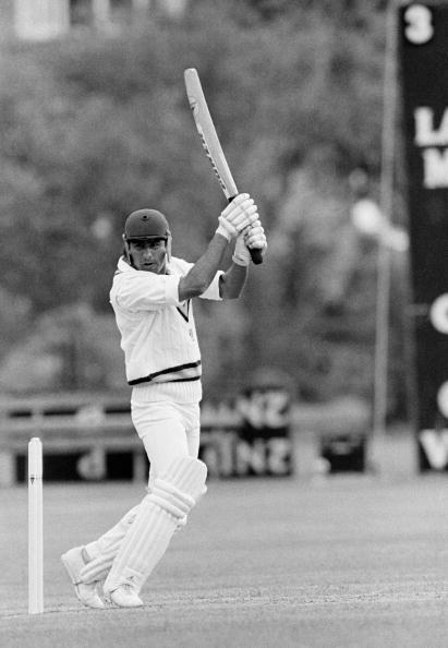 Raman Lamba of India during the Gloucestershire v India match played at Cheltenham on the 10th May 1986. (Photo by Bob Thomas/Getty Images)
