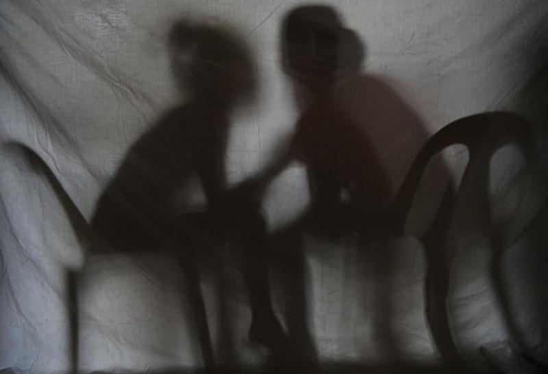 "UNICEF says the study entitled ""Hidden in Plain Sight"" is the largest-ever study of violence against children, drawing on data from 190 countries (AFP Photo/Ted Aljibe)"