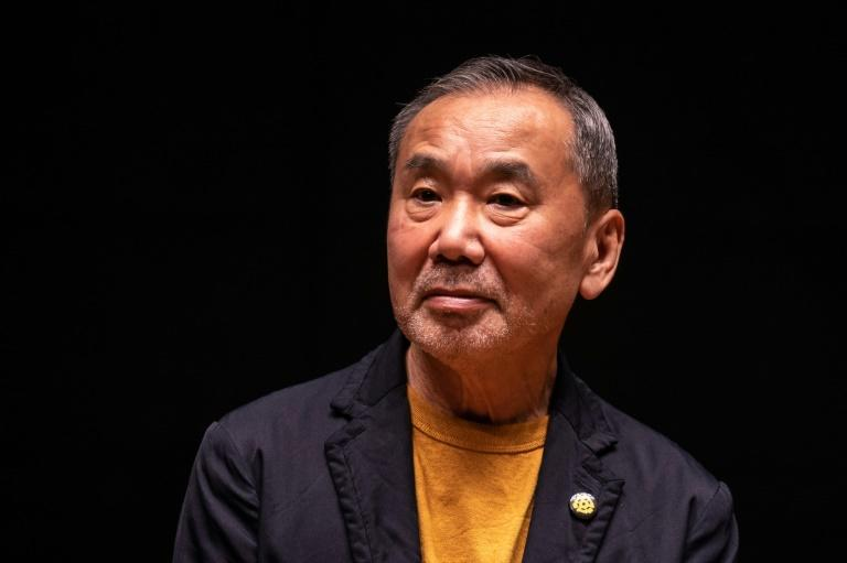 Murakami said he hopes the facility will inspire students to 'freely produce their own ideas' (AFP/Philip FONG)