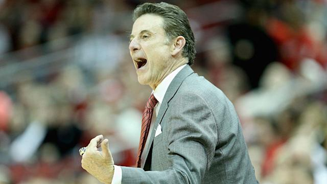 The United States Attorney's Office's announcement Tuesday could spell the end of Rick Pitino … and Louisville basketball. (AP)