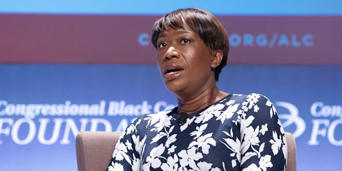 Joy Reid attends the National Town Hall on the second day of the 48th Annual Congressional Black Caucus Foundation on September 13, 2018 in Washington, DC.