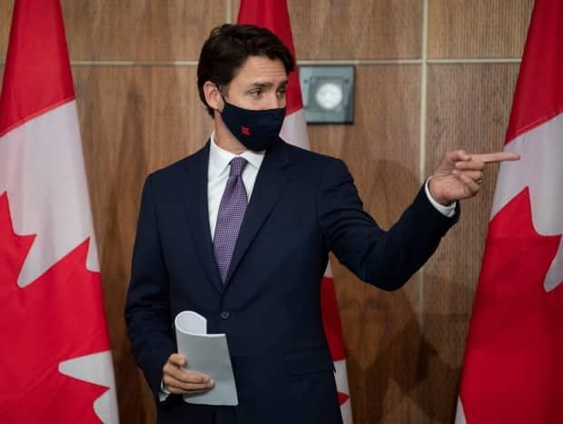 Trudeau says pandemic 'sucks' as COVID-19 compliance slips and cases spike