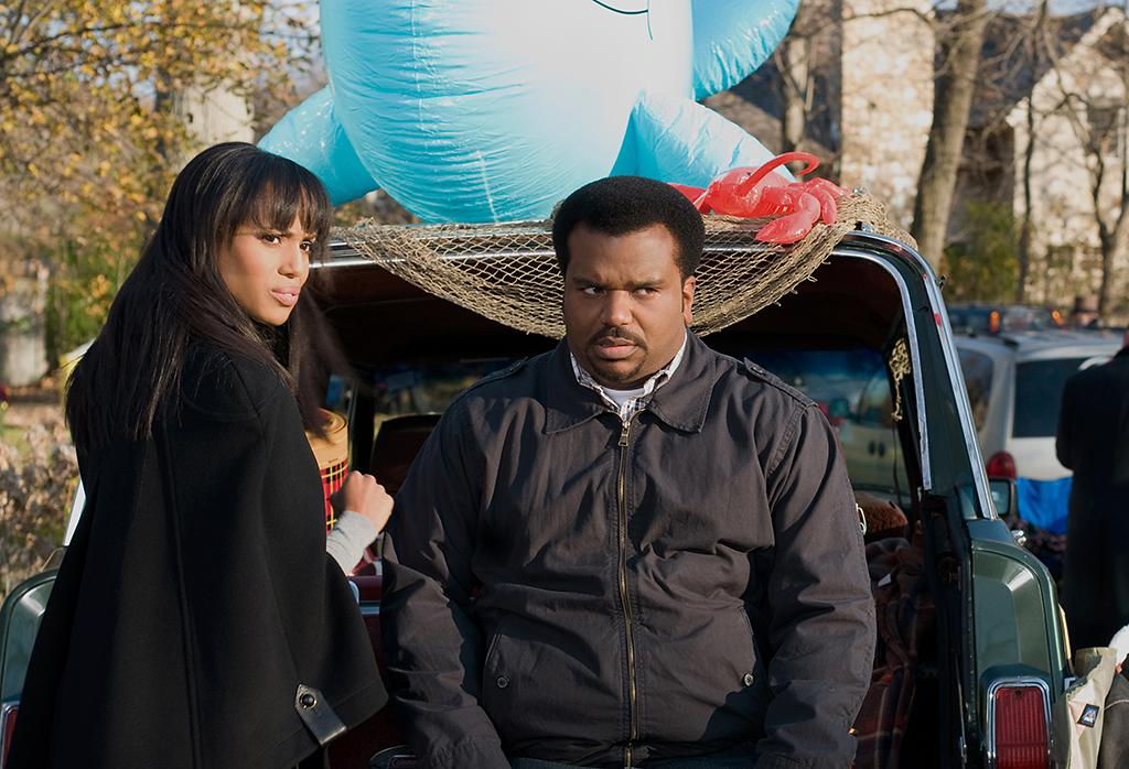 """Kerry Washington and Craig Robinson in Lionsgate's """"Peeples"""" - 2013"""