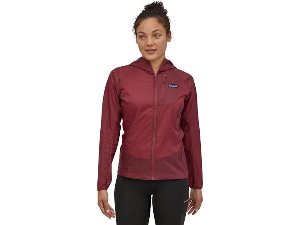 Products that motivate us to move our bodies Houdini Jacket