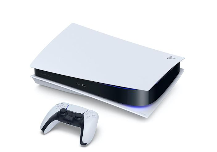 <p>Playstation 5 is rumored to hit shelves at Target and other stores across the country</p> (Sony)