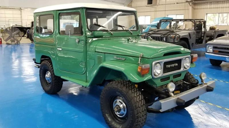 Which Toyota FJ40 Would You Pick?