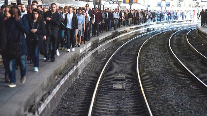 France's SNCF to cancel 9 out of 10 high-speed trains during massive Thursday strike