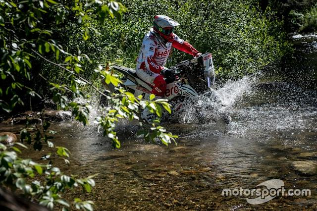"Paulo Goncalves, Hero MotoSports Team Rally <span class=""copyright"">Hero MotoCorp</span>"