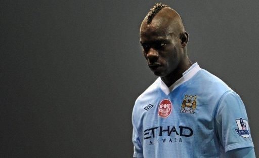 Mario Balotelli, pictured here in March 2012, will be an integral part of Italy's European Championship squad in Poland and Ukraine in June, national team coach Cesare Prandelli said on Saturday