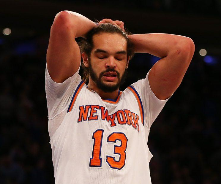 Noah will need four-to-six months to rehabilitate the shoulder after surgery. (Getty)