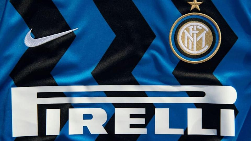 The Inter Milan Club Badge with the Pirelli Logo | Visionhaus/Getty Images