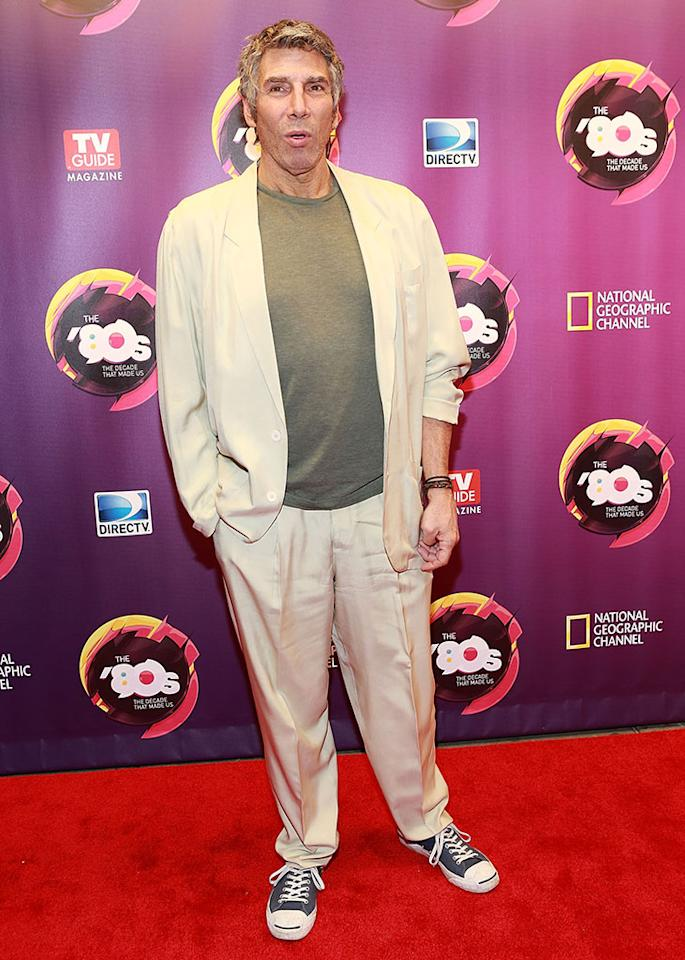 """Marc Goodman attends Nat Geo's """"The '80s: The Decade That Made Us"""" New York Premiere at Culture Club on April 9, 2013 in New York City."""