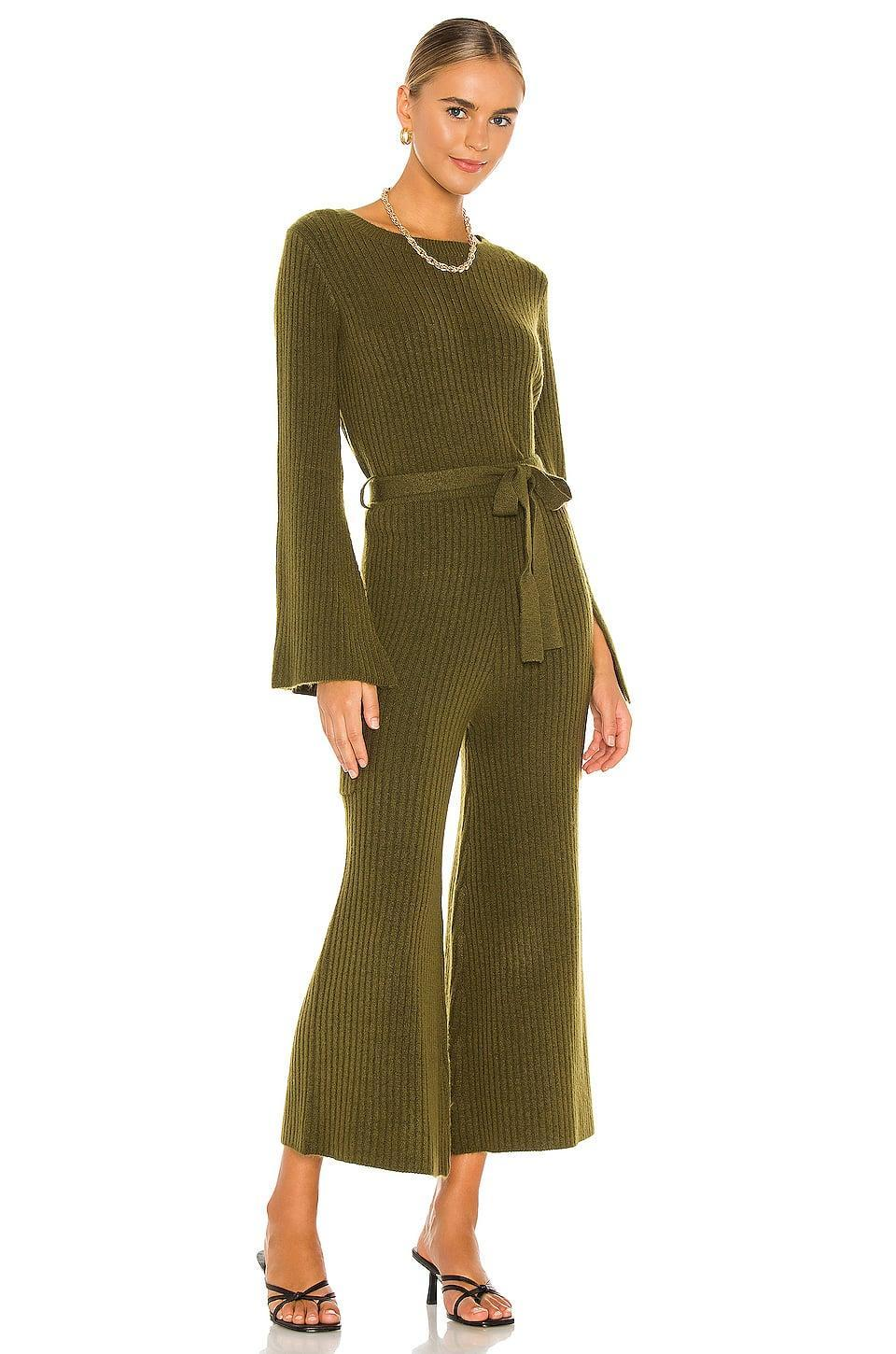 <p>This <span>Line &amp; Dot Ryder Sweater</span> ($87) and <span>Pants</span> ($104) is such an elevated matching set.</p>