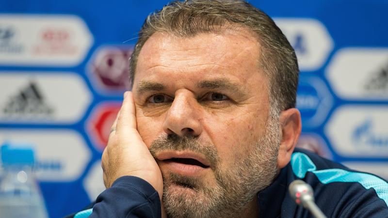 Coach Grumpy re-emerges in Russia