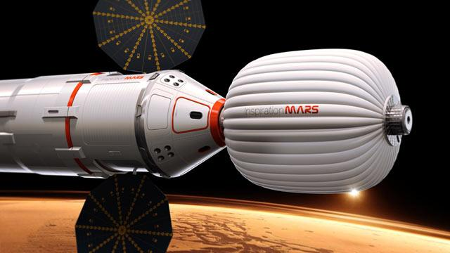 Mars or Bust: Dennis Tito Plans to Send Couple on 2018 Mission