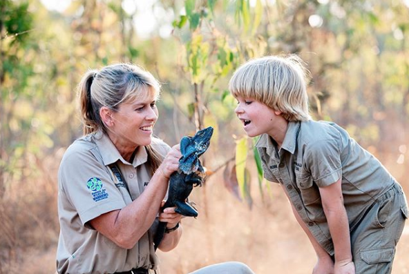 Photo: Instagram/bindisueirwin