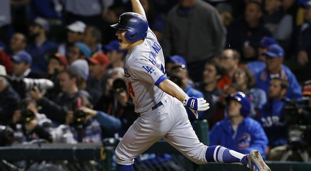 This Day In Dodgers History: Kiké Hernandez Hits 3 Home Runs To Eliminate Cubs In 2017 NLCS