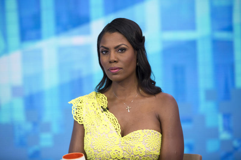 Omarosa may be banned from CNN amid network's 'negative' coverage of her
