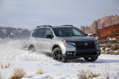 American Honda announced December and Q4 auto sales today, with solid gains by Honda and Acura trucks. The Honda Passport set the bar, setting new December and annual all-time sales records.