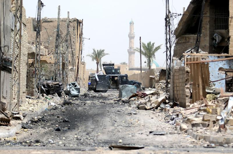 Led airstrikes kill at least 250 ISIL fighters near Fallujah
